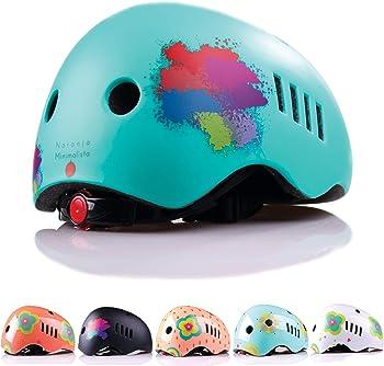 Naranja Minimalista Kids Bike Helmets