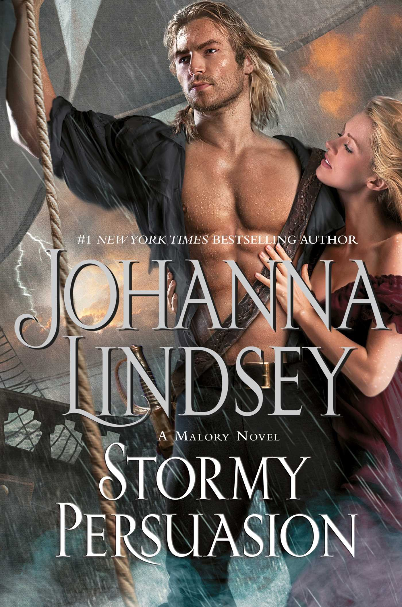 Stormy Persuasion: A Malory Novel (the Maloryanderson Family): Johanna  Lindsey: 9781476714271: Amazon: Books