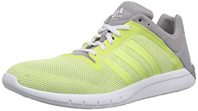the best attitude 3e947 0aed3 adidas Climacool Fresh 2, Damen Hallenschuhe, Gelb (Light Flash Yellow  S15Light