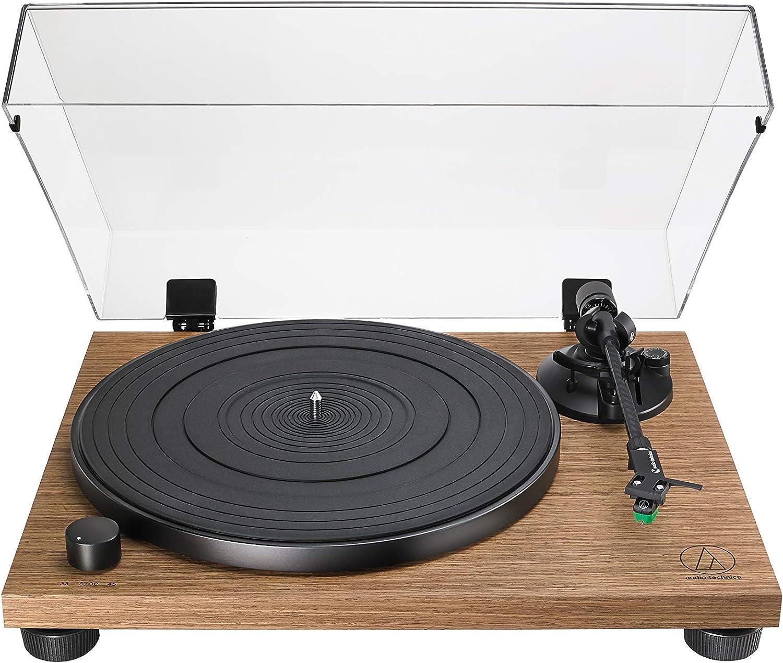 Amazon.com: Audio-Technica at-LPW40WN Fully Manual Belt ...