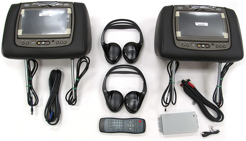 Amazon.com: Genuine GM Accessories 22840267 Head Restraint DVD System:  AutomotiveAmazon.com