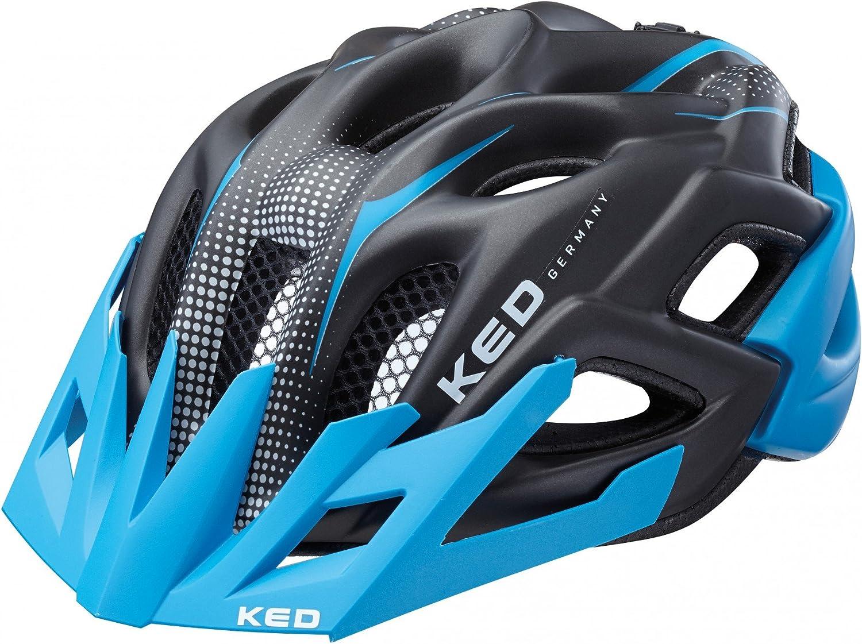 KED Junior Two Casco Infantil para Bicicleta