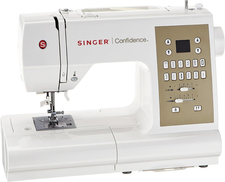 Singer Confidence 7469 - Máquina de Coser: Amazon.es: Hogar