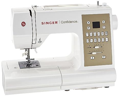 Singer Confidence 7469 - Máquina de coser