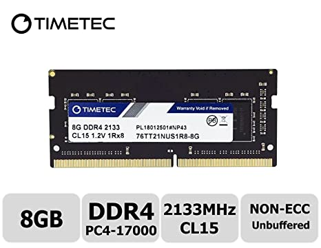 Amazon in: Buy Timetec Hynix Ic 8gb Ddr4 2133mhz Pc4 17000