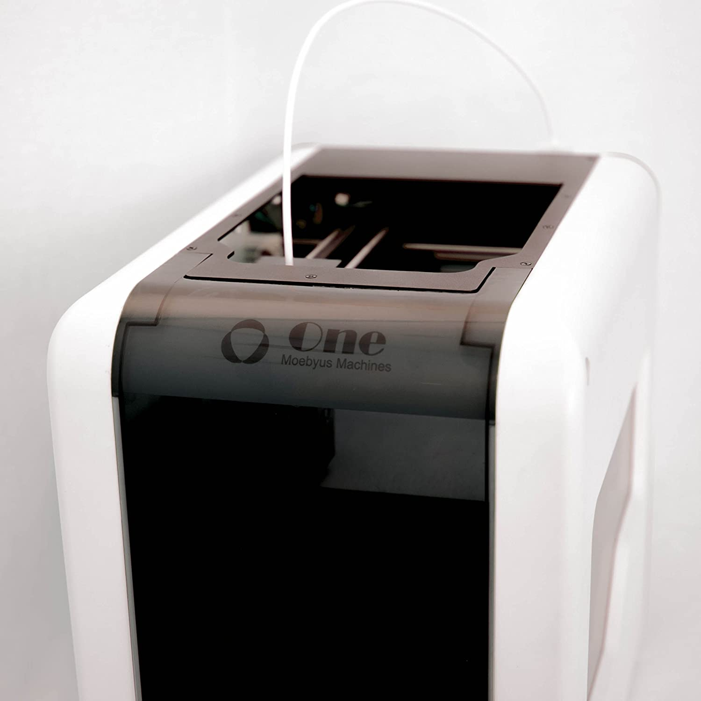 Moebyus MM206001 Machines One Impresora 3D de Escritorio: Amazon ...