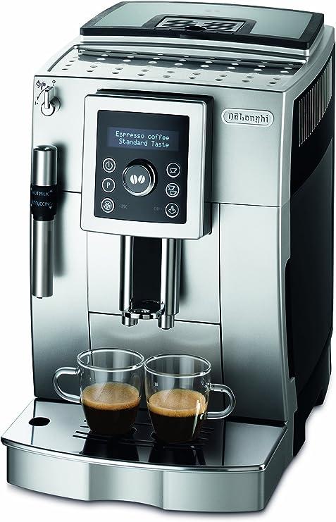 DeLonghi ECAM 23.426.SB - Cafetera automática, color plateado ...