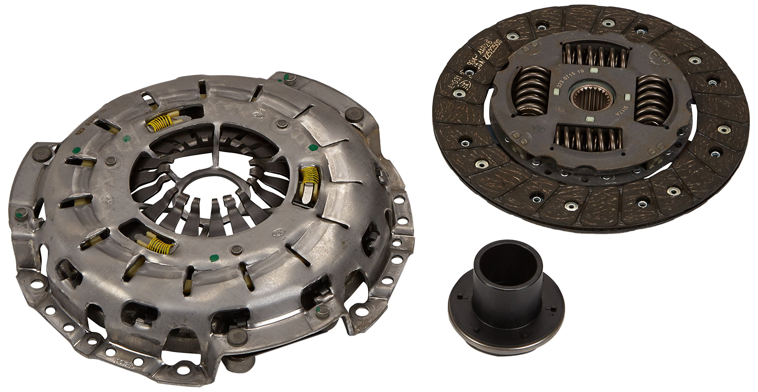 LuK 07-140 Clutch Set