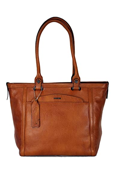 56ceae56fb41 MOOCHIES Original Leather Hand Bag For Ladies Girls (Brown)  Amazon.in   Shoes   Handbags
