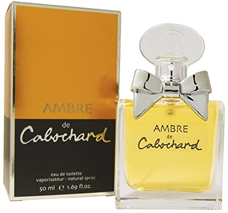 Parfums Gres Ambre De Cabochard 1.7 oz EDT Spray Women Ladies New