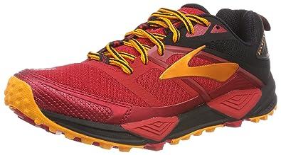 Chaussures Brooks Cascadia orange homme MluG4lm