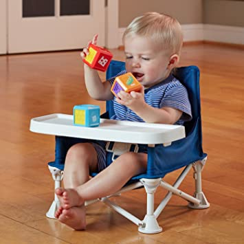 Beautiful Portable Highchair with Tray