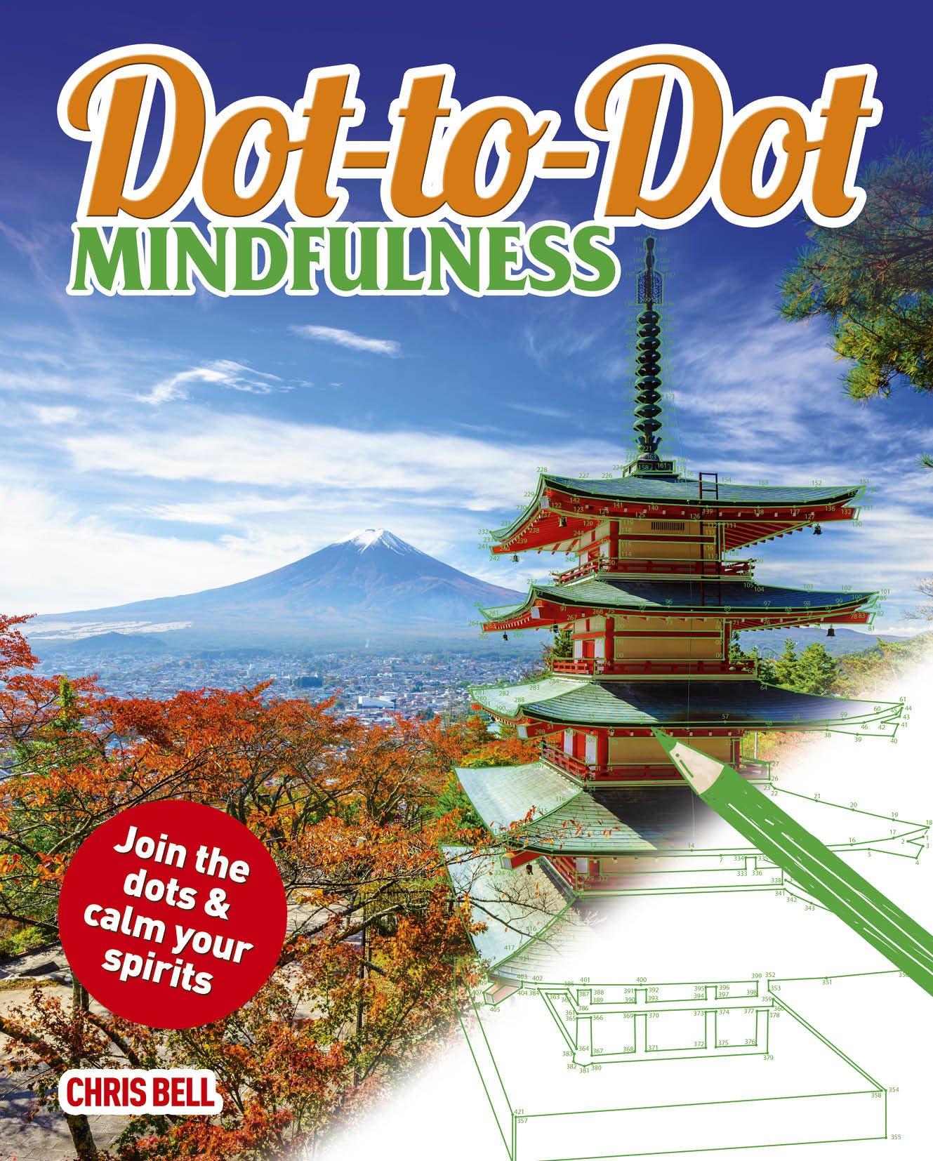 dot to dot mindfulness chris bell 9781785991059 amazon com books