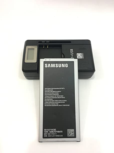 J7 Prime Original battery EB-BJ710CBZ For Samsung Galaxy J7 Prime SM-J727T  3300mAh With universal Battery Charger