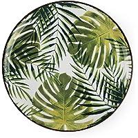 Excelsa Foliage - Plato para pizza de porcelana