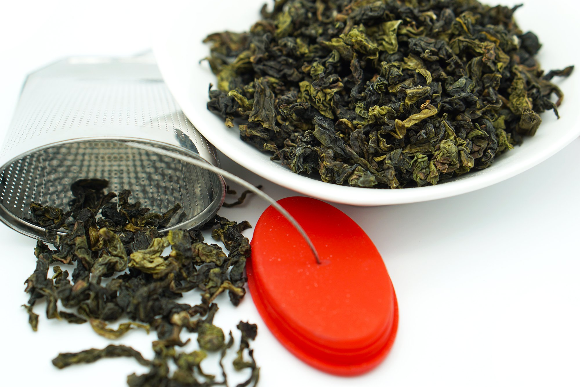 china Coffee, Tea & Espresso Premium Tie Guan Yin Oolong Tea