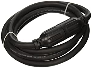 Generac 6327 10-Foot 30-Amp Generator Cord with NEMA L14-30 Ends for Maximum 7,500 Watt Generators