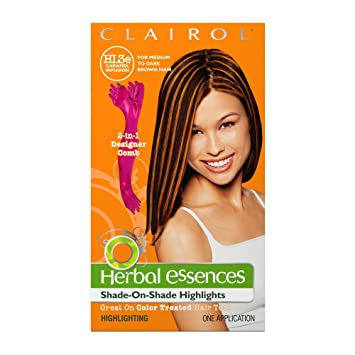 Amazon clairol herbal essences shade on shade higlights hl3 image unavailable pmusecretfo Image collections