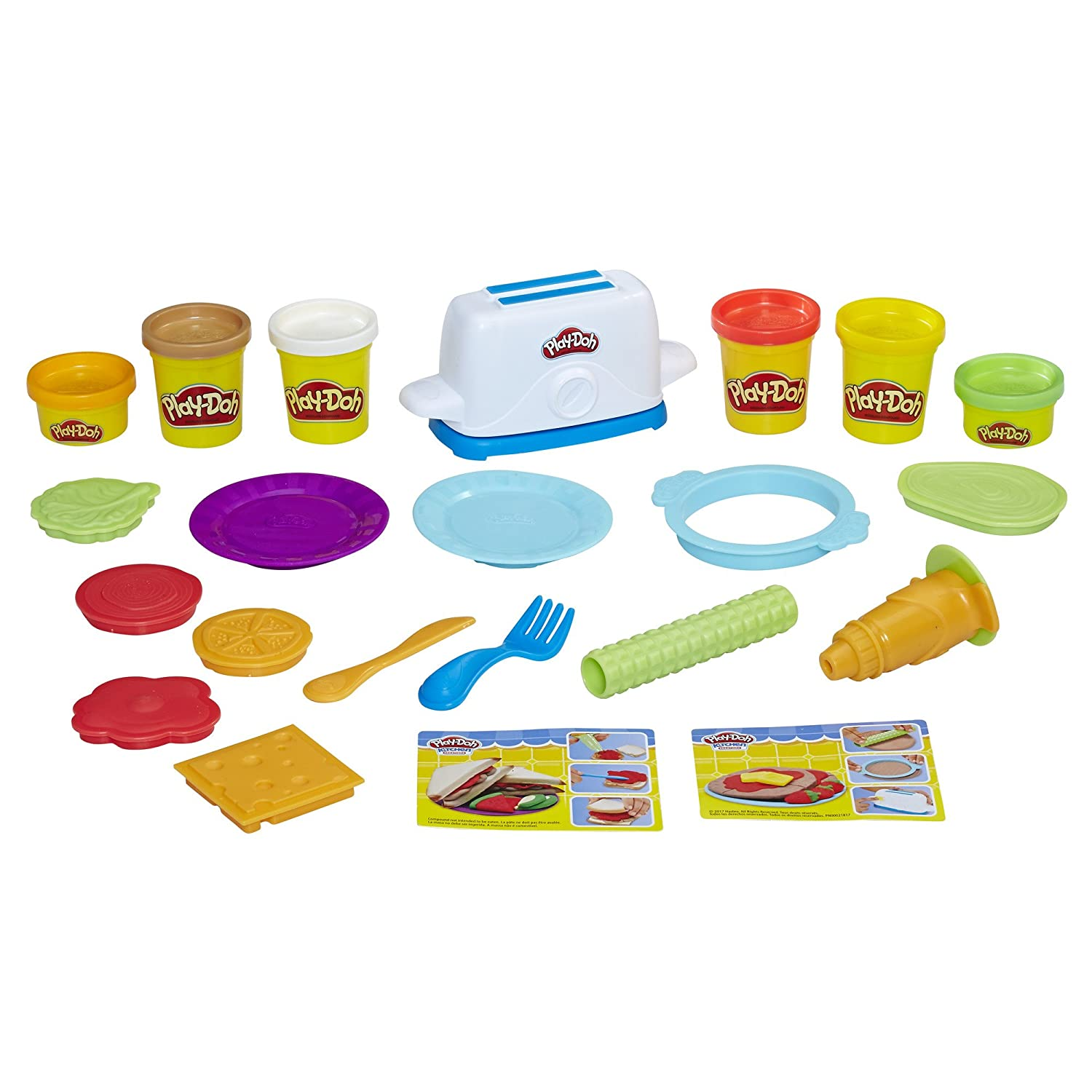 Play-Doh Kitchen Creations Toaster Creations
