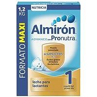 Almirón Advance con Pronutra 1 Leche de inicio en polvo a partir del primer día - 1,2 kg