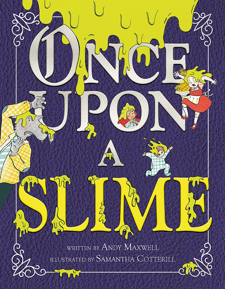 Read Online Once Upon a Slime pdf epub