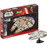 Revell Star Wars Millennium Falcon Kit modele, Escala