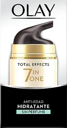 Olay Total Effects 7 en 1 Hidratante Anti-Edad sin Perfume - 50ml