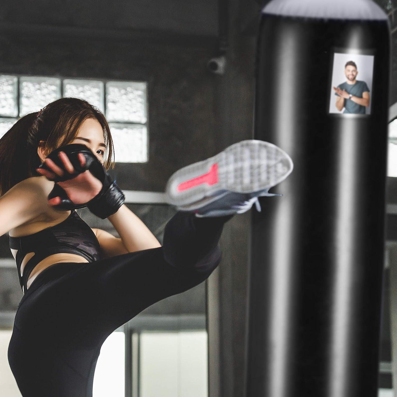 Relaxdays Saco Boxeo Niños Hinchable, Punching Bag ...