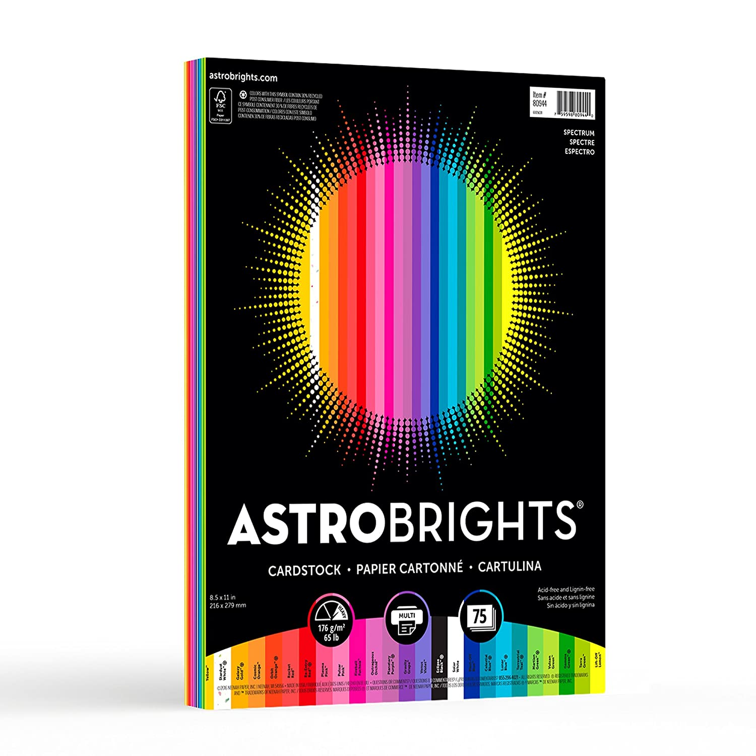 Gold color cardstock paper 5x7 - Astrobrights Colored Cardstock 8 5 X 11 65 Lb 176 Gsm
