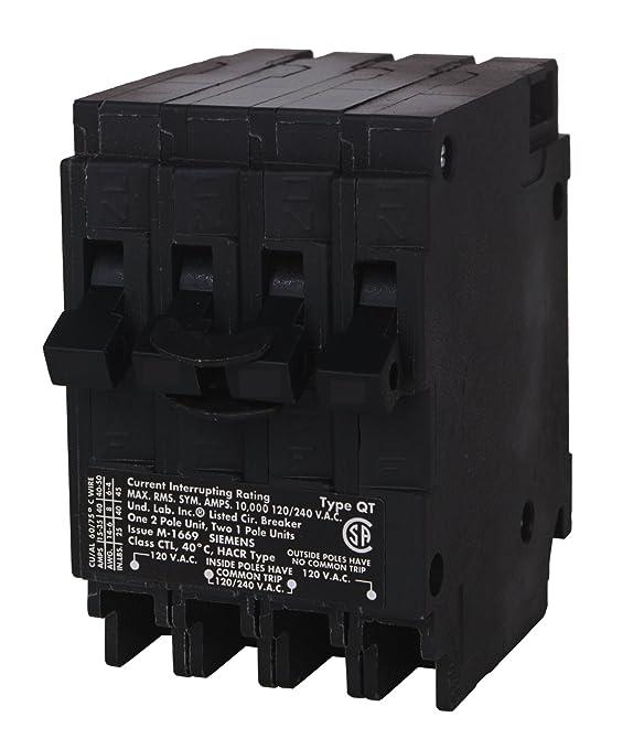 Murray MP22015 One 20-Amp Double Pole Two 15-Amp Single Pole Circuit Breaker