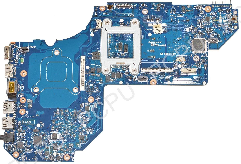 QCL51 HP M6-1035DX AMD Laptop Motherboard FS1 LA-8715P Rev:1.0 687227-001