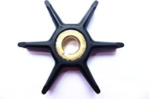 Impeller 277181 434424 18-3001 for Johnson Evinrude BRP OMC 3HP 4HP 5HP 5.5HP 6HP 7.5HP 2-Stroke Outboard Motors