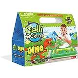 Gelli Worlds -Dino Pack -50g- Pack of 5