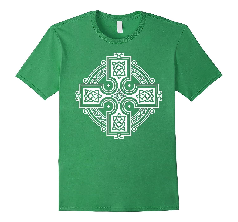 Celtic Cross Odins Cross Tshirt Irish Cl Colamaga