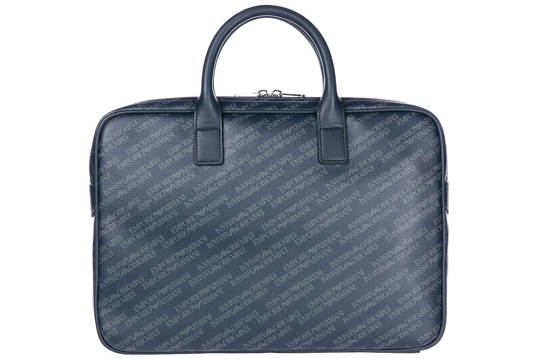 5bba5d290cf3 Emporio Armani sac porte-documents homme blu