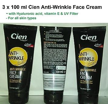 cien anti wrinkle face cream