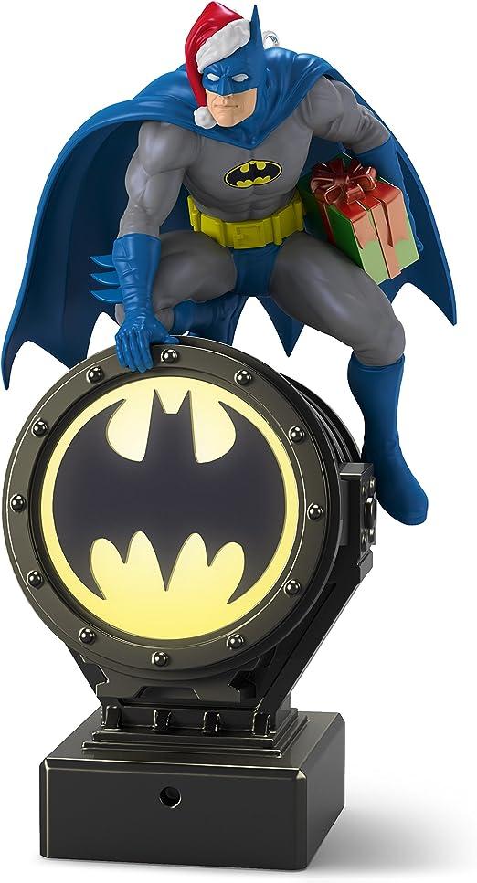 Hallmark Batman Classic TV Series Batcycle Ornament Movies /& TV,Superheroes Keepsake