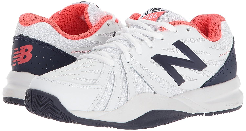 New Balance Wch786v2, Zapatillas de Tenis para Mujer: Amazon.es ...