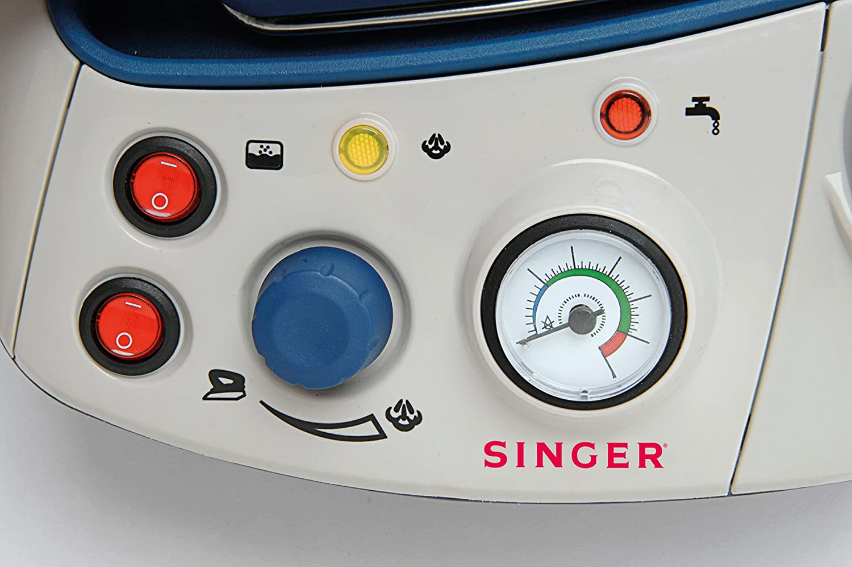 Singer SHG6201 Ferro da Stiro Professionale a Caldaia