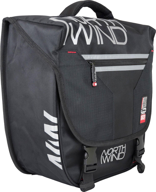 Northwind Doppeltasche f/ür Gep/äcktr/äger 32 L Klett