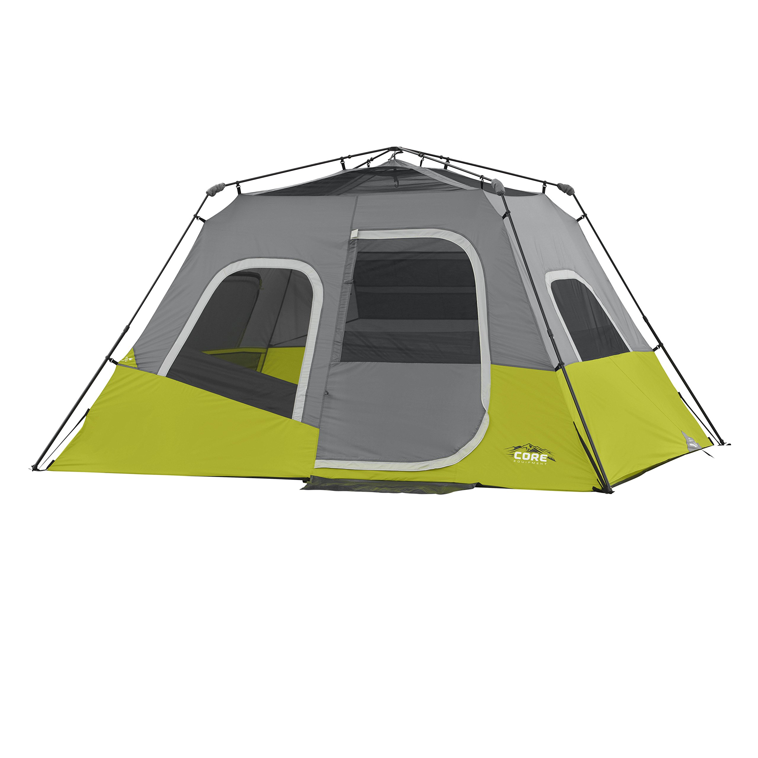 CORE Instant Cabin Tent, 6 Person, 11' x 9' by CORE (Image #1)