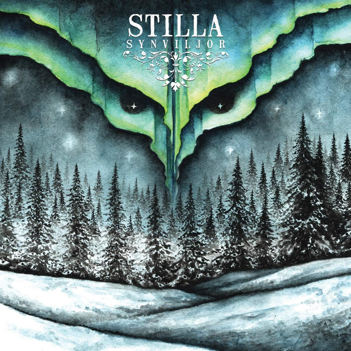 CD : Stilla - Synviljor (CD)