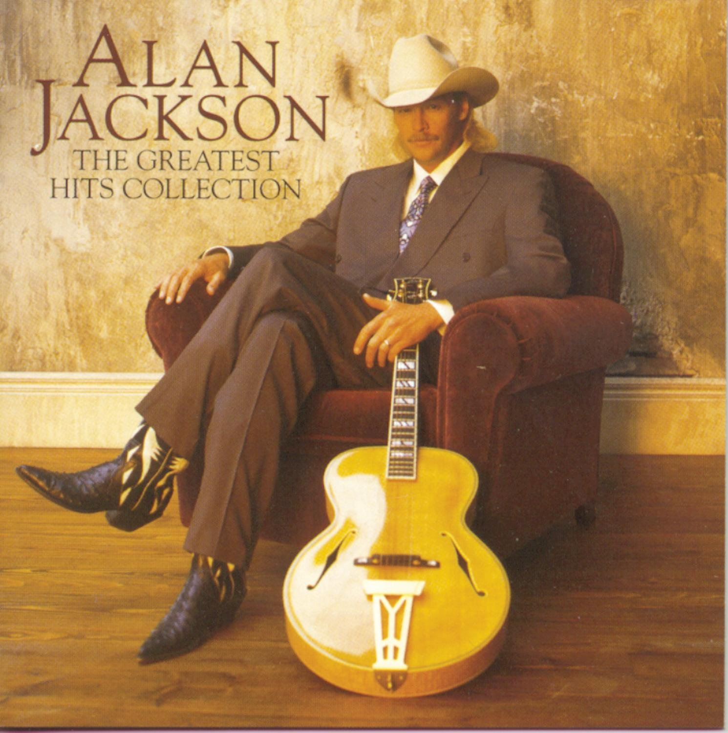 CD : Alan Jackson - The Greatest Hits Collection (CD)