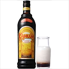 【リキュールの新商品】カルーア 700ml オリジナルミルク瓶付き 700ml