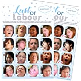 Labour or Lust Baby Shower Party Game (Blue)