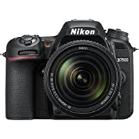 Nikon D7500 20.9MP 4K UHD DSLR Camera w/18-140mm VR Lens