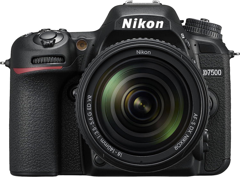 Nikon(ニコン)『D7500 18-140 VR レンズキット』