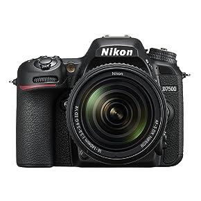 デジタル一眼レフカメラ D7500