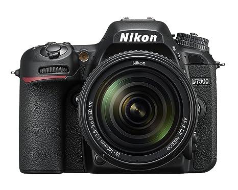 Nikon D7500 + AF-S DX NIKKOR 16-80 VR Juego de cámara SLR 20,9 MP ...