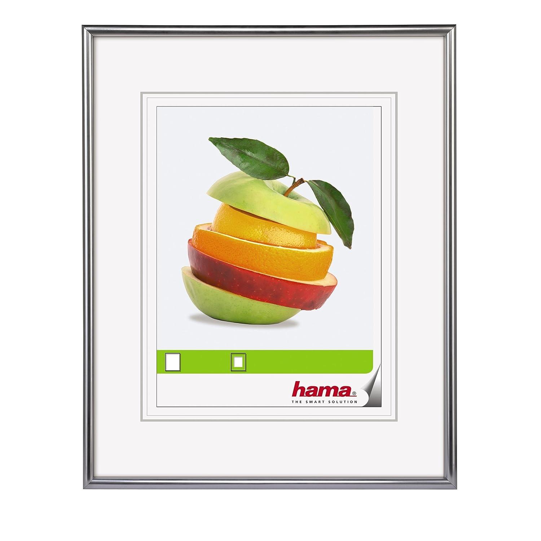 Amazon.de: Hama Bilderrahmen Sevilla 20 x 30 cm (mit Passepartout 13 ...